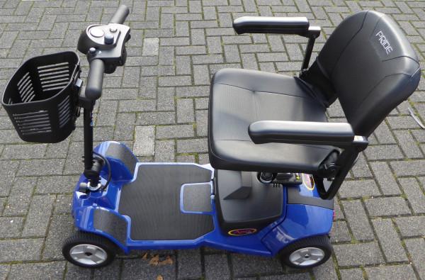 PRIDE GOGO Ultra X 4-Rad Mobil S49 Blau