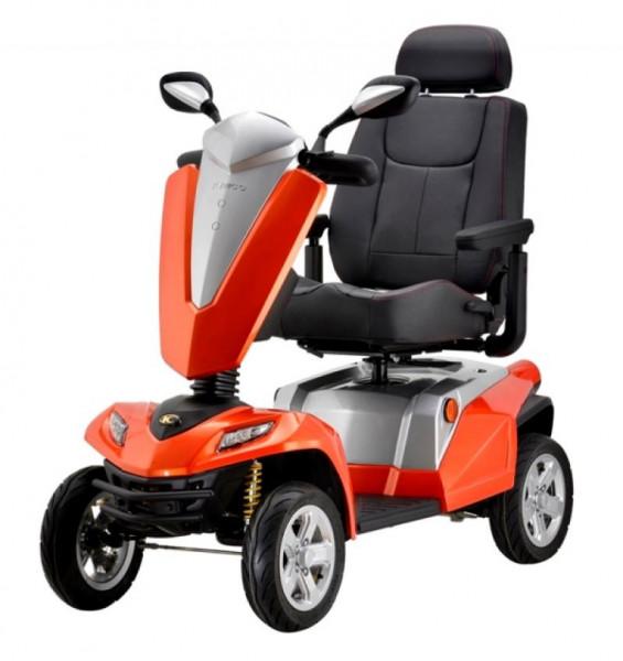 Kymco Texel Elektro-Vierradroller