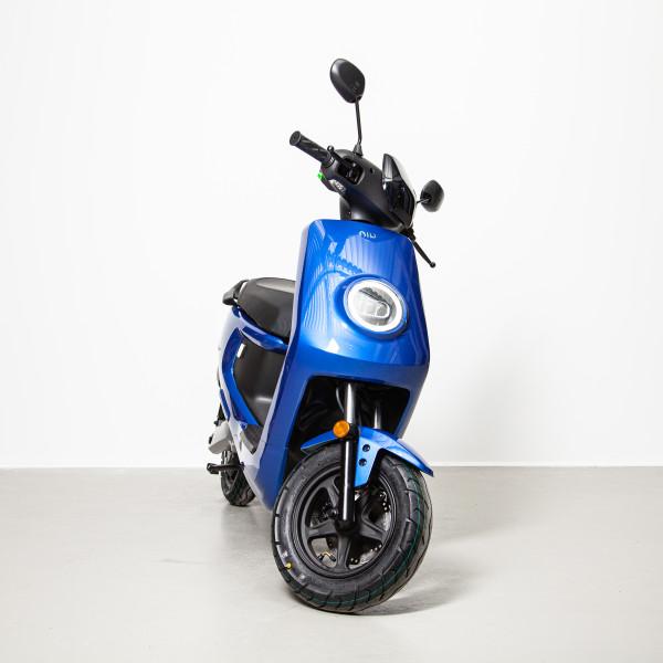 NIU MQi+ Sport blau 45 km/h E-Roller Elektroroller L1e