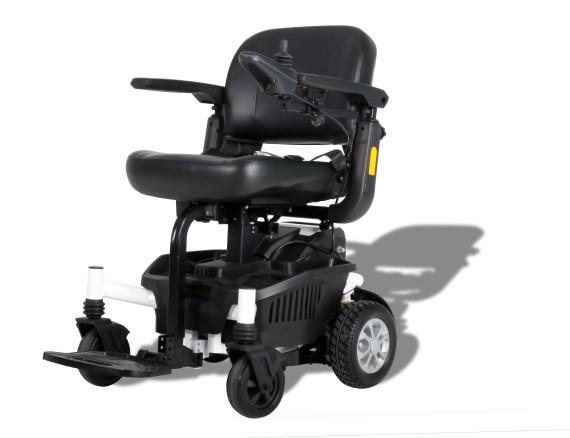 EXCEL E-Smart+ Elektro-Rollstuhl 6 km/h mit Hubfunktion