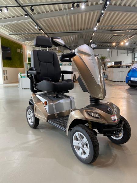 Kymco Maxer Elektro 4 rad Scooter Seniorenscooter Seniorenmobil Krankenfahrstuhl